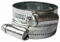 Worm Drive Hose Clip   Jubilee  Hose Clips - Mild Steel