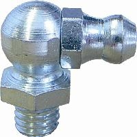 GREASE NIPPLE   Lubrication & Fuel Systems  90 Angle - Steel