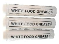 Food Lube Grease - White   Lubrication & Fuel Systems  For Use In Food Processing Environments