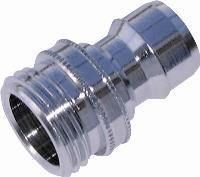 "Male Plug   Washdown Fittings  1/2"" System"