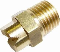 Spray Nozzle - Brass   Washdown Fittings  BSPP Male Thread