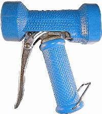 Heavy Duty Water Gun   Max. Pressure: 365psi  Max. Temp.: 80 C