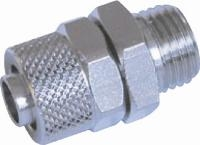 Male Stud   Brass Nickel Plated Finish  The Working pressure and temperatures