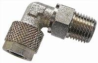 Swivel Stud Elbow   Brass Nickel Plated Finish  The Working pressure and temperatures