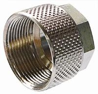 Locking Nut   Brass Nickel Plated Finish  The Working pressure and temperatures