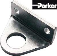 Mini ISO6432 Cylinder Mountings -  Foot-MS3   Parker Pneumatics