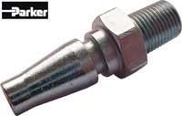 Schrader Quick Acting Couplers Standard Series - Adaptors   Parker Pneumatics