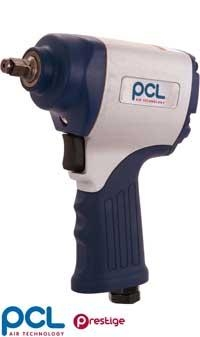 """APP201 1/2"""" Impact Wrench   PCL PRESTIGE RANGE  Ergonomic and streamlined housing for greater access in tight spaces."""
