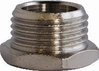 Male Plug  - BSPP Thread   Male Plug - Nickel Plated