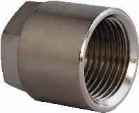Female Plug  - BSPP Thread   Female Plug - Nickel Plated