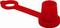Grease Nipple Covers   Grease Nipple Covers  Colour: Red