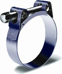 Mikalor® W4 Stainless Supra Clamps   The W4 Series feature a High Grade 304 Stainless Steel Band and Bridge & 303 Stainless Steel Bolt and Retainers.