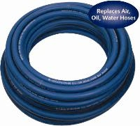 Multi Purpose Oil and Air Hose  - Blue  - 10m   Specification  - Exterior: Blue Colour  Working pressure: 20Bar