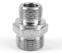 Parker® EO Male Connector 24° Flareless/BSPP   EO Male Connector 24° Flareless/BSPP