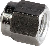 Parker® A-LOK Imperial Tube Plug   A-LOK Imperial Tube Plug
