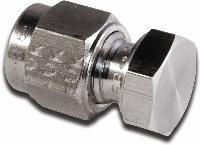 Parker® A-LOK Metric Tube Cap   A-LOK Metric Tube Cap