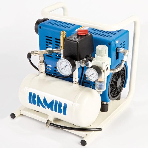 Bambi PT5 Oil Free Air Compressor