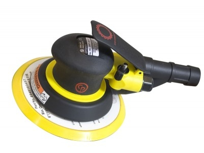 "CP7225SV Chicago Pneumatic 6"" Air Random Orbital Sander"
