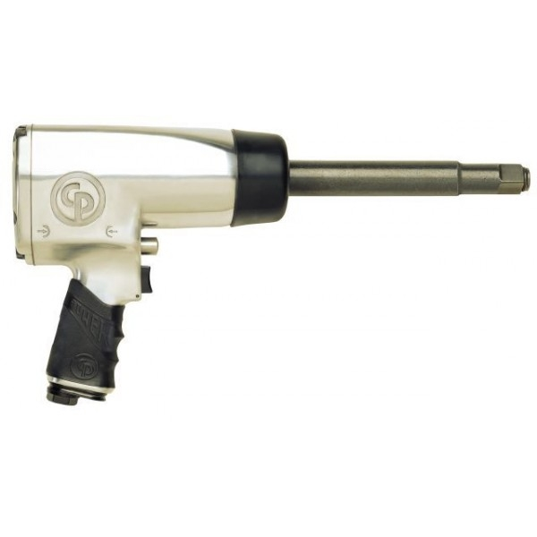 """CP772H-6 Chicago Pneumatic 3/4"""" Air Impact Wrench with 6"""" Extended Anvil"""