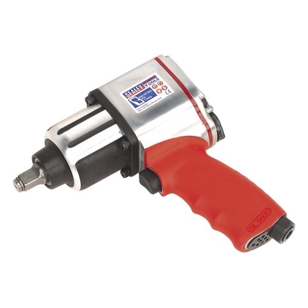 "GSA02 Sealey 1/2"" Twin Hammer Impact Wrench"