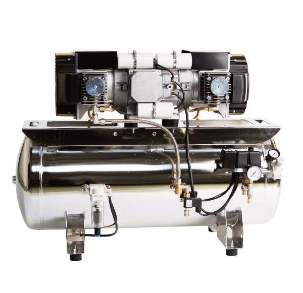 Bambi XT90 Single Phase oil free compressor