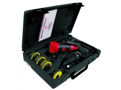 """CP7500DK Chicago Pneumatic 2"""" (50mm) Air Angle Grinder Kit"""