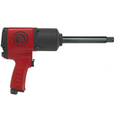"""CP7630-6 Chicago Pneumatic 3/4"""" Impact Wrench with 6"""" Extended Anvil"""