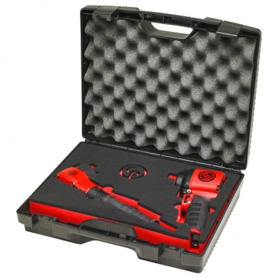 """CP7737 & CP7732C Chicago Pneumatic 1/2"""" Impact Wrench Combo Kit"""