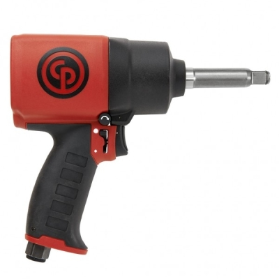 """CP7749-2 Chicago Pneumatic 1/2"""" Impact Wrench with 2"""" Extended Anvil"""