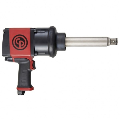 """CP7776-6 Chicago Pneumatic 1"""" Impact Wrench with 6"""" Extended Anvil"""
