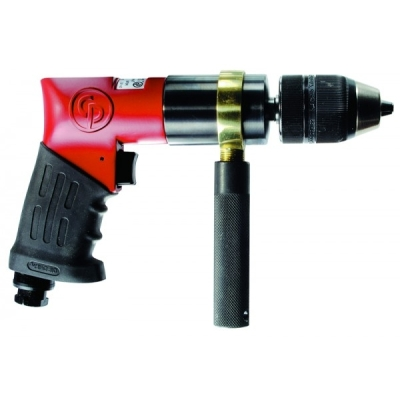 "CP9288 Chicago Pneumatic 1/2"" Pistol Grip Air Drill"
