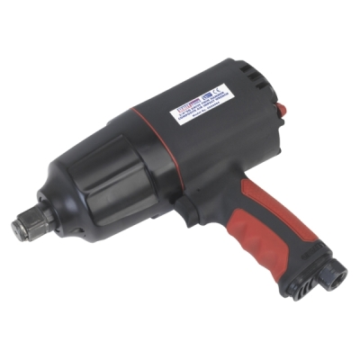 """GSA6004 Sealey 3/4"""" Twin Hammer Composite Impact Wrench"""