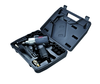"""MIGHTY SEVEN - NC-0415M4 15 pcs 1/2"""" Impact Wrench-Kit"""