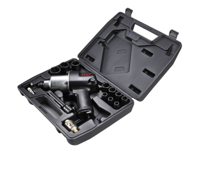 """MIGHTY SEVEN - NC-0415M8 15 pcs 1/2"""" Impact Wrench-Kit"""
