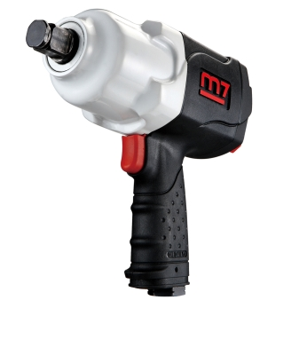 """MIGHTY SEVEN - NC-6216 3/4"""" Air Impact Wrench"""