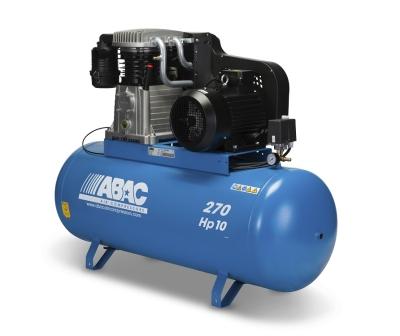 ABAC PRO B7000 270 FT10 Belt Driven Air Compressor (10 HP 270 Litre 42 CFM)