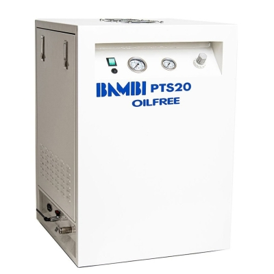 Bambi PTS20 Oil Free Silent Compressor