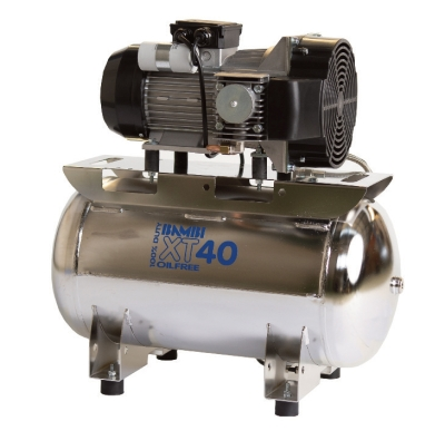 Bambi XT40 oil free compressor