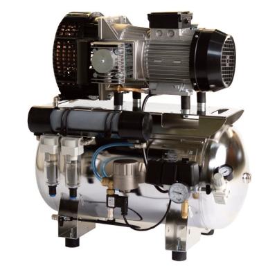 Bambi XT40D(F) oil free compressor
