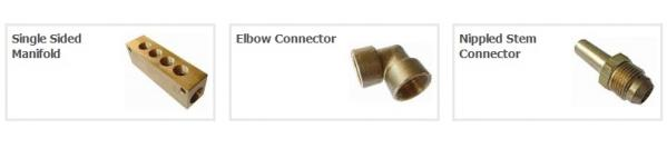 Pneumatic fittings: the beauty of brass compressed air adaptors and fittings