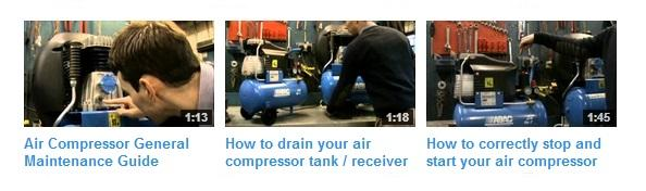 5 new compressor videos and the ultimate guide to choosing an compressor!
