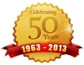 We are 50 years old!