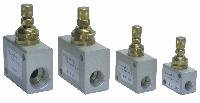 Flow Control Valves Uni-Directional   Pneumatic Valves  In-Line or Panel Mounting