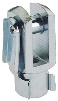 Piston Rod Clevis-Yoke   Cylinders  For ISO 6432 Cylinder