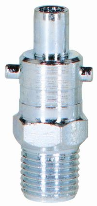 """Instant Air Fixed Adaptors - Steel   PCL Air Technology  """"BSPP Male, BSPP Female & Hosetail"""""""