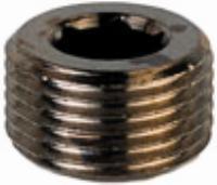 Allenkey Plug  - Steel   Allenkey Plug - Steel