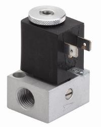 AZ Pneumatica® 3/2 Solenoid Valve   Temperature range: max +60°C  Working pressure: max 10 bar