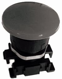 AZ Pneumatica® ?40 Mushroom Type Push Button   Material : High performance plastic material  Protection degree : IP 55